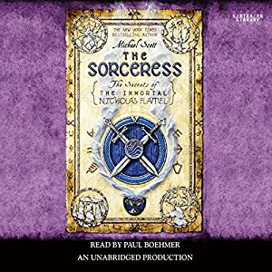 The Sorceress Audiobook