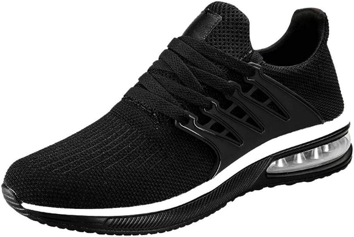 Zapatillas Transpirables de Tallas Grandes para Hombre, con Cojines de Aire, Zapatos Deportivos Ocasionales 39-44, Huihong Zapatos Deportivos Casuales 2019 de Moda: Amazon.es: Zapatos y complementos