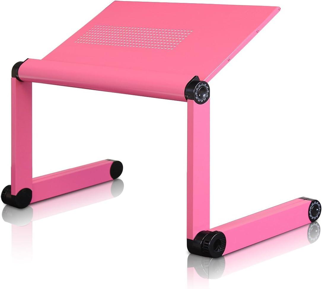 Furinno Premium Lapdesk, Pink
