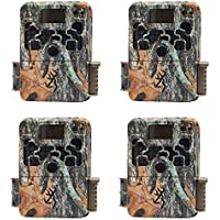 Browning Strike Force Elite HD Trail Camera (4-Pack)