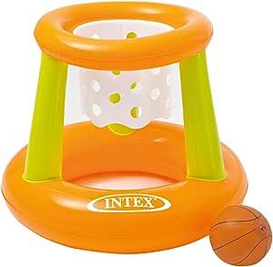 Oferta amazon: Intex 58504NP - Canasta hinchable y flotante 67 x 55 cm