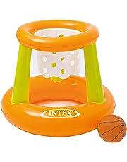 Intex Floating Hoops Basketball Game Colors May Vary