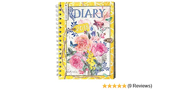Daphnes Diary Journal 2018