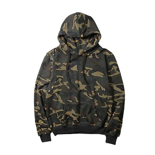 3f82b930503585 Womens Camouflage Oversized Kangaroo Pocket Drawstring Hoodie Loose Long  Sleeve Hooded Sweatshirt Pullover Tops Blouse at Amazon Women's Clothing  store: