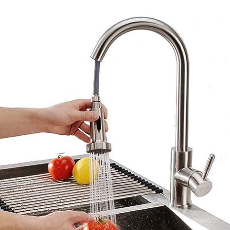 homelody miscelatore cucina estraibile rubinetto cucina con doccetta estraibile rubinetto miscelatori da cucina rubinetto monocomando per