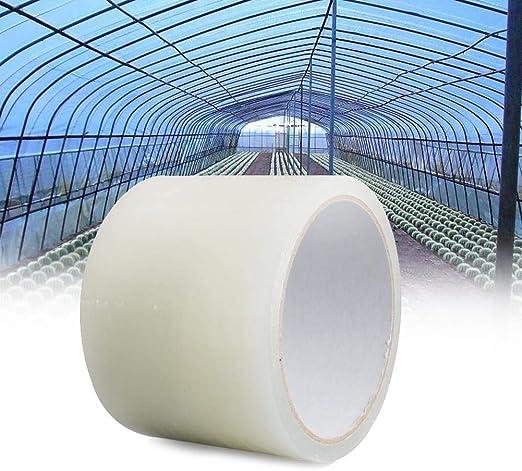 Klar Aufkleber Klebeband GewäChshaus Wasserdicht 10cm Transparent Adhesive Neu