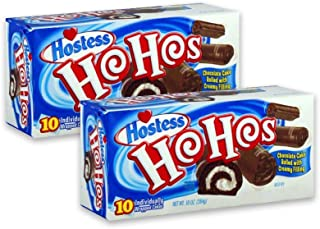 product image for Hostess Ho-Hos 2 boxes 20 cakes