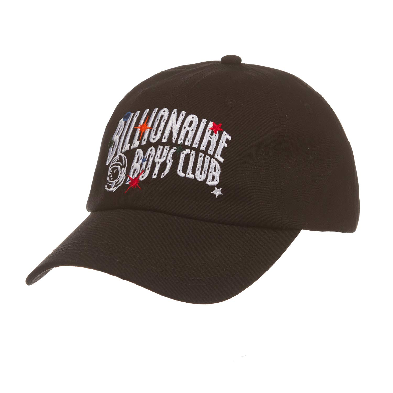 Billionaire Boys Club BB Stars Hat in Red & Black 891-2801 (Black, One Size)