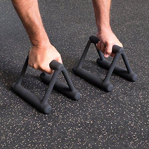 Body Solid Tools Barres de Push Up Premium Barres de Push Up