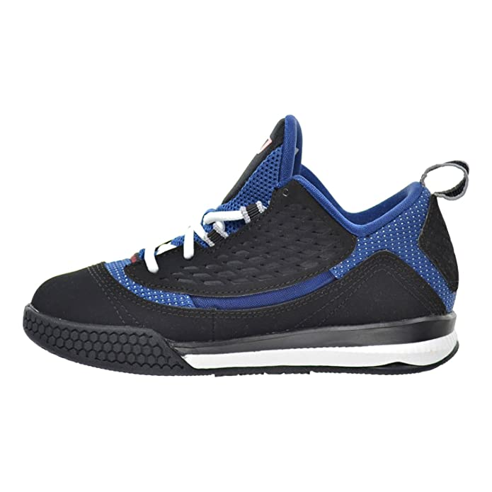 competitive price ec4bc 5bdc4 Amazon.com   Jordan Air CP3.VI AE (PS) Little Kid s Shoes  Black Red Blue Cement Grey 580582-007 (11.5 M US)   Sneakers