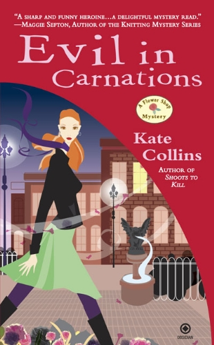 Evil in Carnations (Flower Shop Mysteries, No. 8) - Speed Dating In