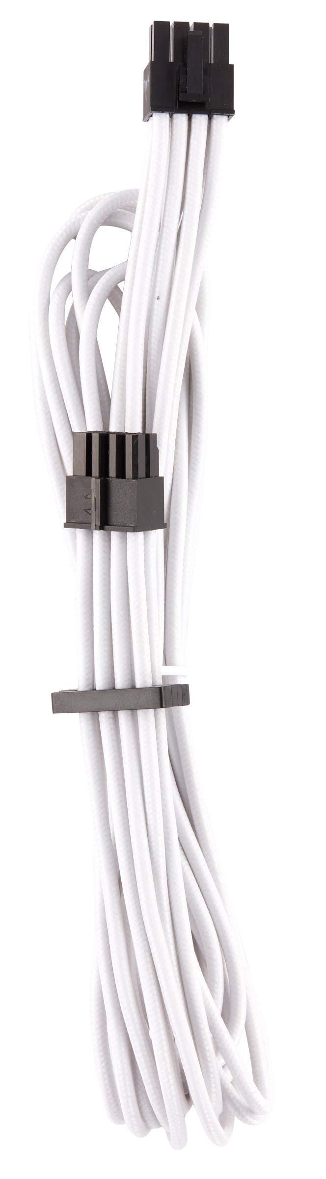 CORSAIR Premium Individually Sleeved PSU Cables Starter Kit - Black, 2 Yr Warranty, for Corsair PSUs by Corsair (Image #5)