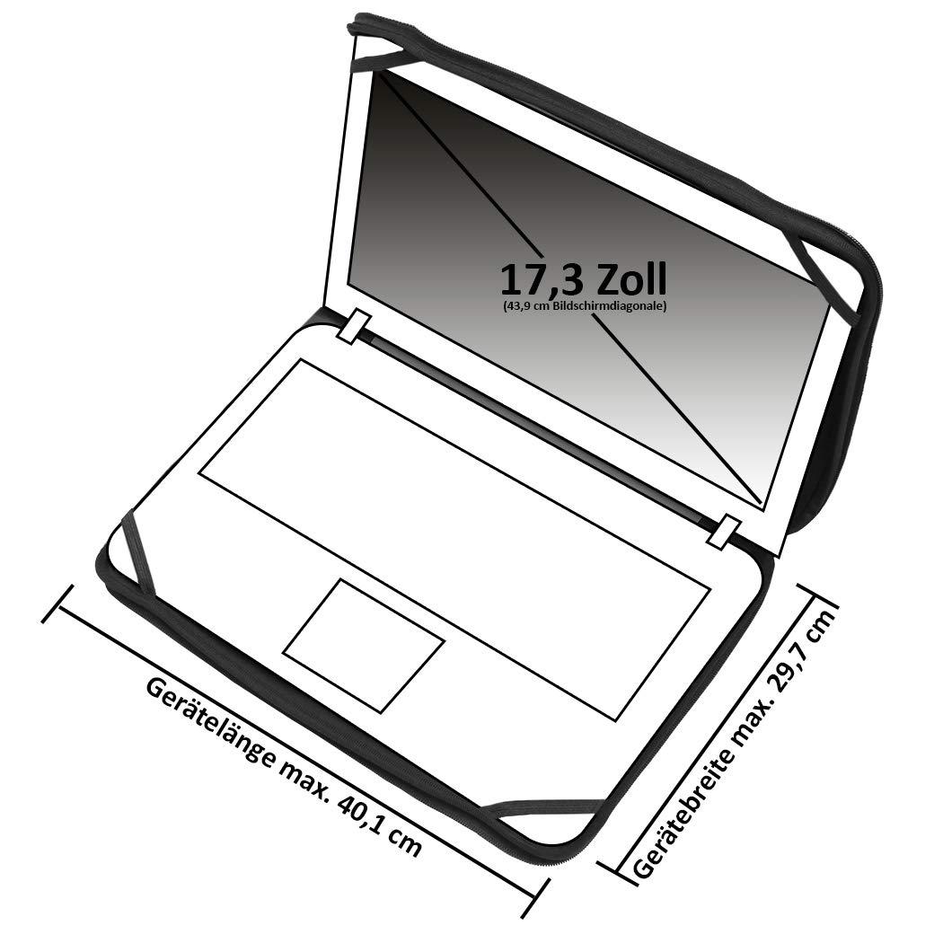 Pedea 66060300 - Funda para ordenador portátil de hasta 17.3