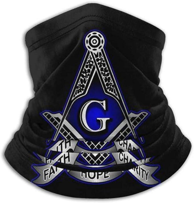 Made in USA Masonic hope faith charity Backpack