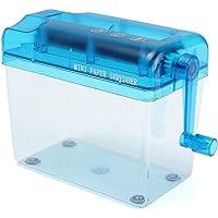 BEARCOLO Mini Trituradora de Papel para Papel A6