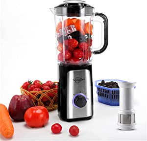 Sangcon Personal Blender Smoothie Blender Food Blender for Kitchen with 350 Watts Power for Milkshake Smoothie Baby Food&Food mixing