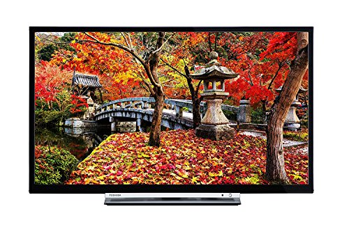 Toshiba 55L3753DB 55-Inch Smart Full HD LED TV with Built-in Freeview Play...