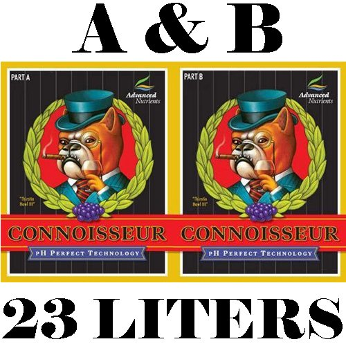 Advanced Nutrients Connoisseur A & B - 23 Liters