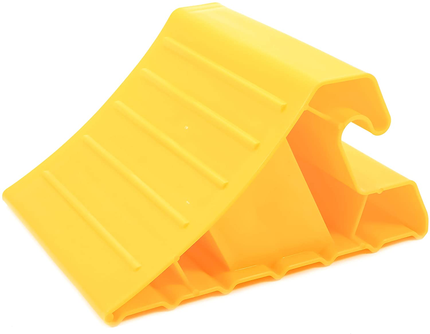 B0007TR4CQ Camco Super Wheel Chock - Helps Keep Your Trailer in Place So You Can Re-Hitch - (44492) 61EnObp6RxL