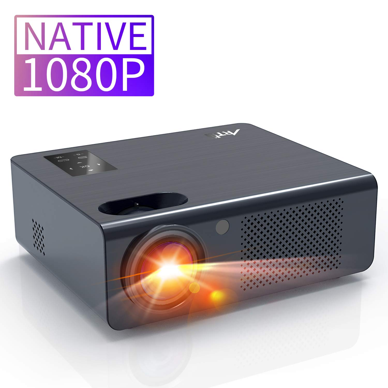 Proyector 6000 Lúmenes Full HD 1080P Nativo-Artlii EnergonPlus ...