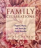 Family Celebrations, June Cotner and Cotner, 0836278569