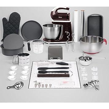 HUWAI Kit de panadería YFK Juego de moldes para Pasteles de panadería de Horno de panadería para Pastel doméstico: Amazon.es: Hogar