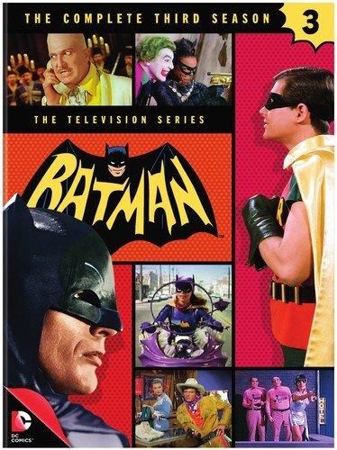 Batman: Season 3 (Adam West Batman Tv Series)