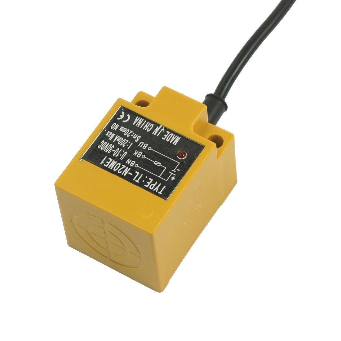 TL-N20ME1 NO 20mm Entfernung Induktive Näherungssensor Schalter DC 10-30V