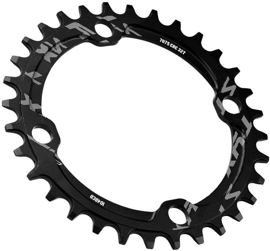 Details about  /Bicycle 104BCD Crank 32T 34T 36T 38T Chainring Chainwheel MTB Bike Crankset