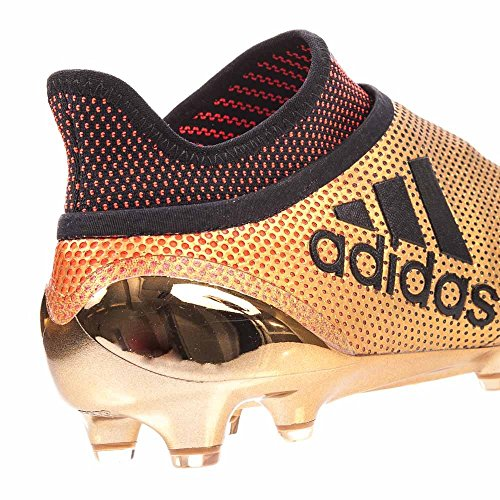 Adidas Menns X 17 + Purespeed Fg Fotballsko (gull)