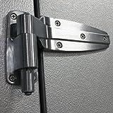 Kason Door Hinges - Kason 1248 Pair - Flush