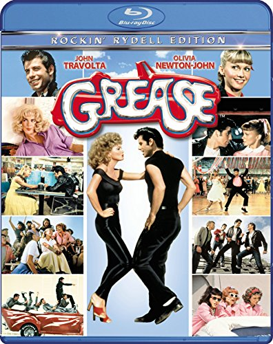grease blue ray - 1