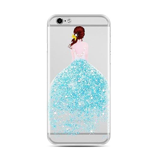 17 opinioni per Sunroyal® Custodia iPhone 6 plus Silicone, Case Cover per iPhone 6s plus in TPU
