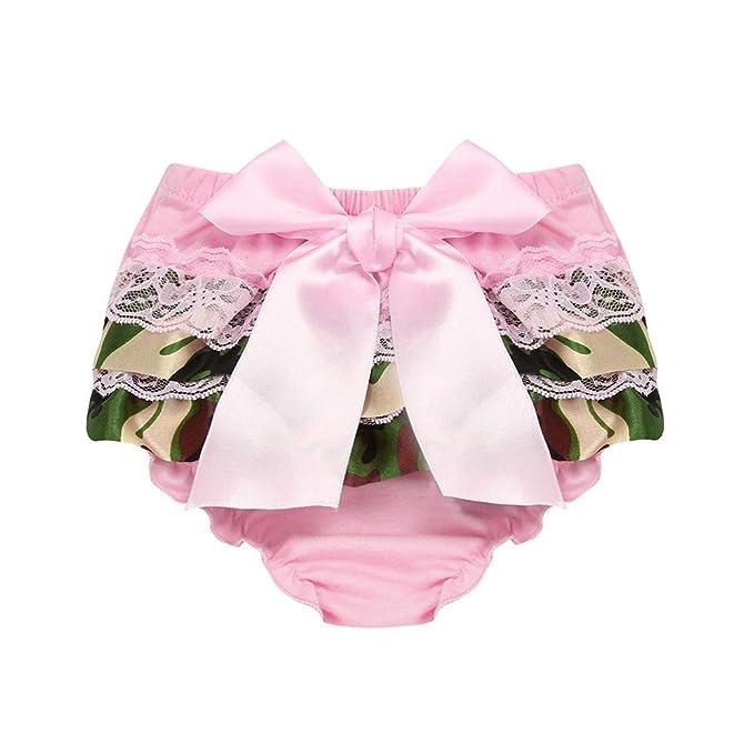Amazon.com: ❤ Mealeaf ❤ Pantalones cortos de encaje ...