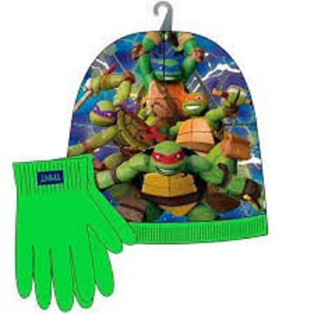 Amazon.com: Teenage Mutant Ninja Turtles ast3095 – Set hat ...