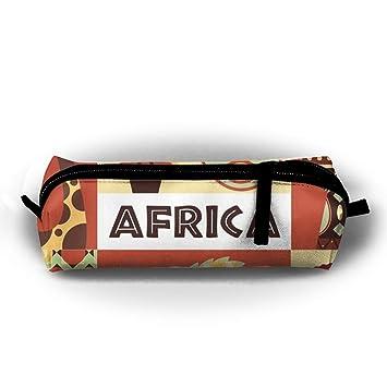 Estuche para lápices de tela de Oxford de estilo africano ...