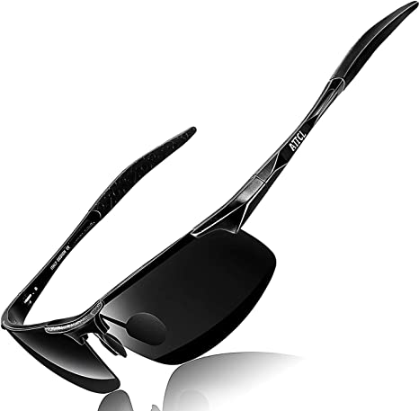 2019 Sunglasses Mens polarized Classic Driving glasses with Gift Box