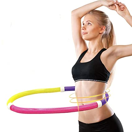 puede hula hoop quemar la grasa del vientre