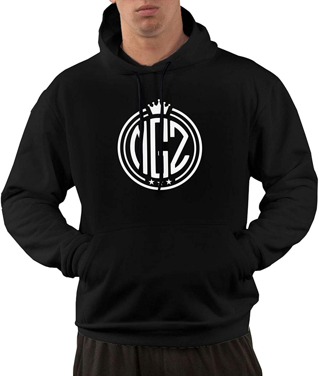 THORP.JENELLE Mens Fashion M-orgz YouTube Top Sweater Hoodie