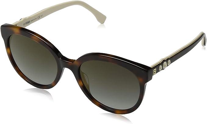 Fendi 芬迪 FF 0268/S 女式太阳镜 2.7折$88.99 海淘转运到手¥595