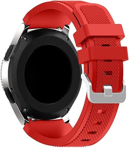 Amazon.com: Correa de repuesto para reloj Samsung Galaxy ...