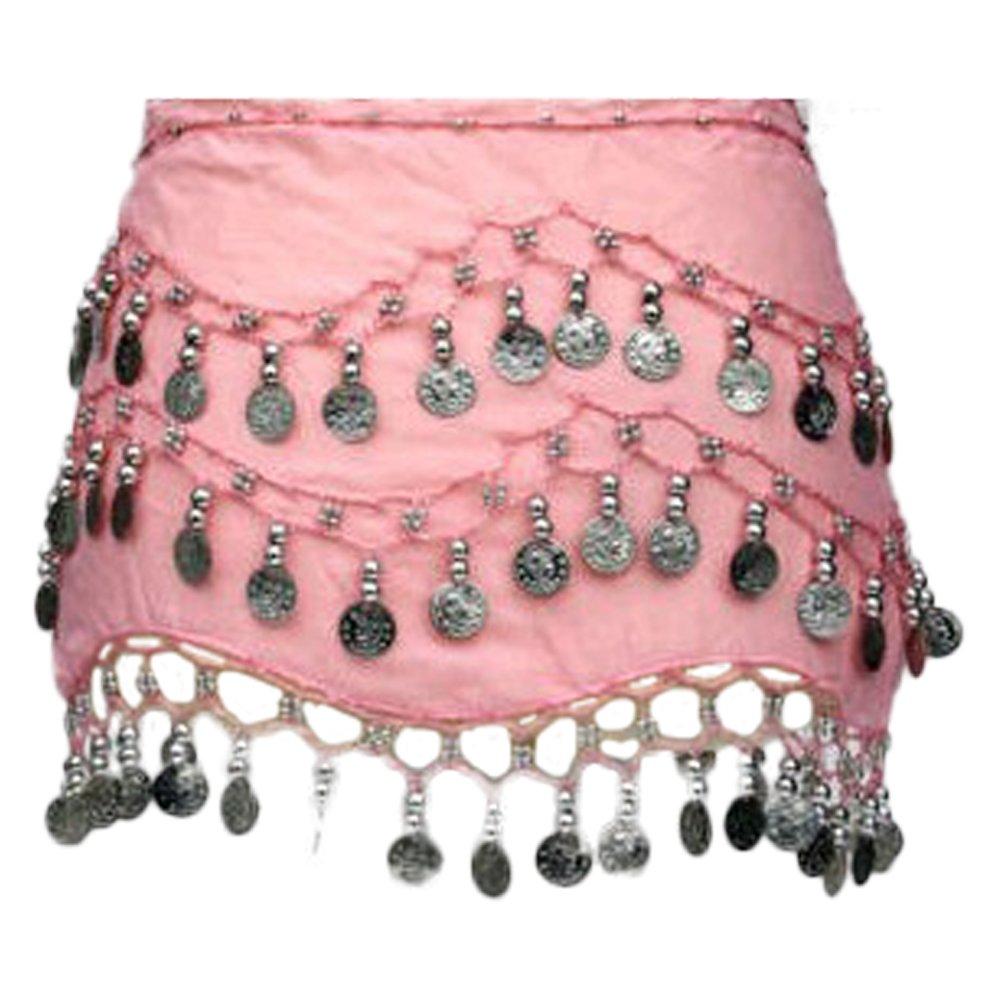 Amazon.com: obtai bedlah de danza del vientre falda cinturón ...