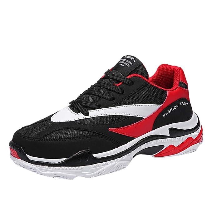3342f5ff9a9ef Amazon.com: Men's Flat Casual Shoes Drying Sports Running Comfort ...