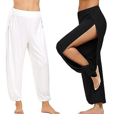 Sexy Pantalon Yoga Femmes be142fcf598