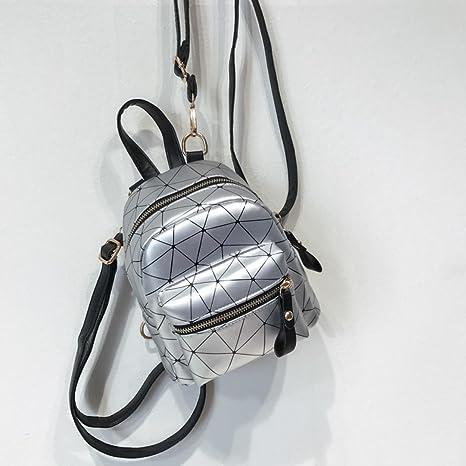 d31cc07b51 Borse Donna Tracolla,Borse Donna Grandi di Marca,Borse Desigual Yanhoo® Fashion  Girl Splice School Bag Backpack Satchel Women Trave Shoulder Bag:  Amazon.it: ...