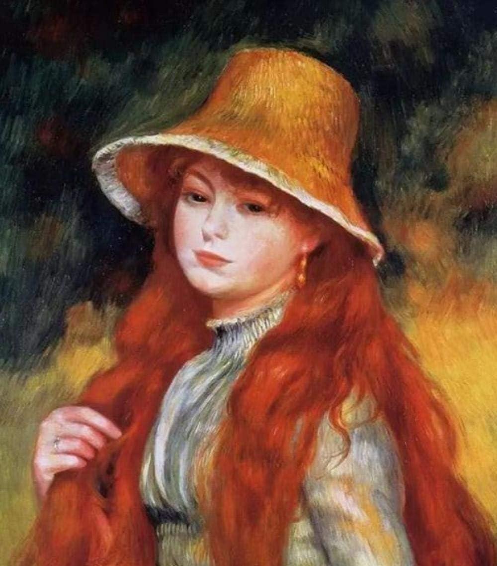 5d Renoir famoso cuadro Dr. Grouin hijo menor figura pintura Decoración de la boda Decoración del dormitorio Lienzo Pintura pintura al óleo 40 * 50 cm