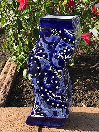 Talavera Tall Vase - 1
