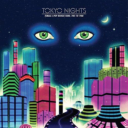 Tokyo Nights: Female J-Pop Boogie Funk (Various Artists)