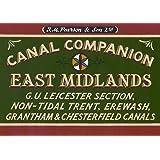 Pearson's Canal Companion: East Midlands