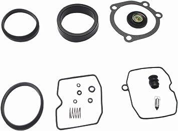 Carburetor Rebuild Kit For Keihin CV Type 1990-Up Harley Davidson XL 883 1200 US